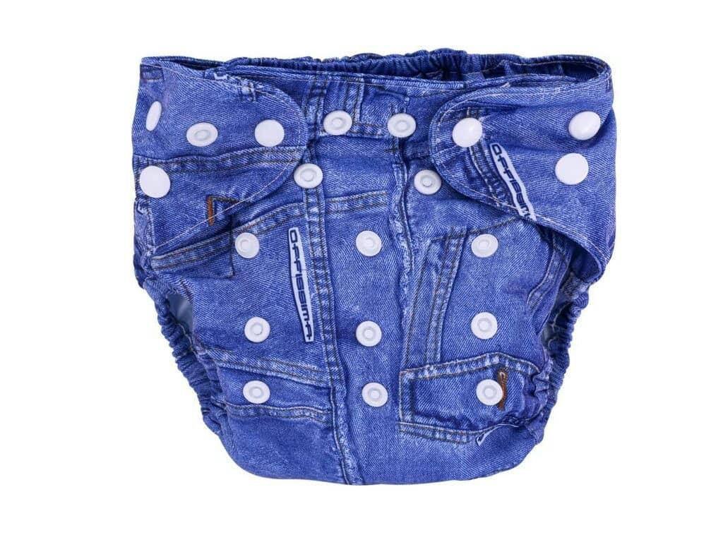 Pieluszka Otulacz - Jeans